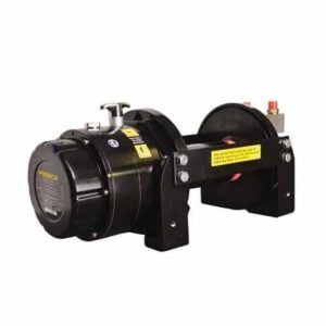 PIERCE 18,000 lb Hydraulic Recovery Winch