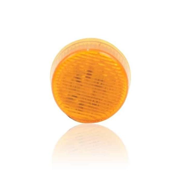 "Custer 2"" Amber LED Light"
