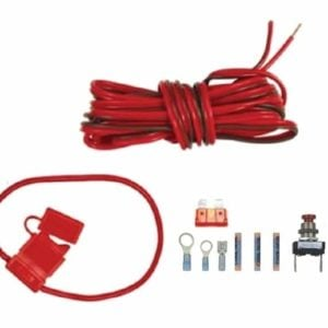 PIERCE Cattle Siren Wiring Kit